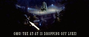 ATAT drops off Luke