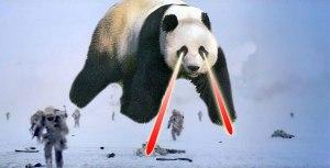 Super Death Panda at Hoth