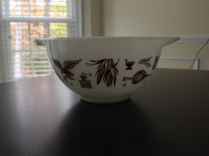 This bowl's symbology is better than anything found in a Dan Brown book.