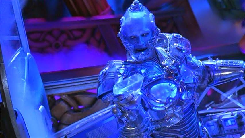 Mr. Freeze covets a diamond.