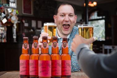 Craig-drinking-HisBrand-beer